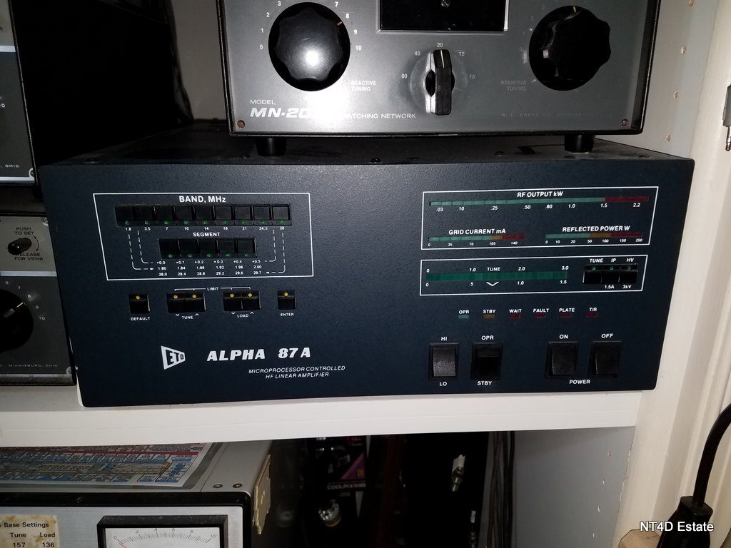 Good condition Alpha 87A